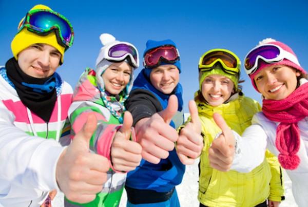 Winter Team Event