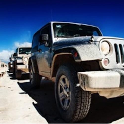 jeep rallye