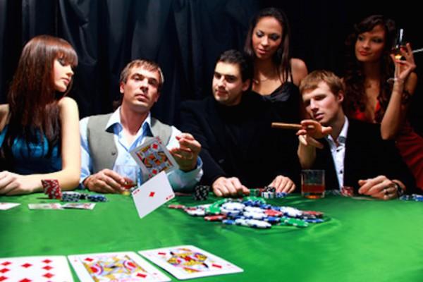 Poker Event für die Firma