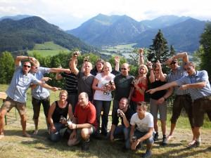 Ideen für Teamevents im Sommer