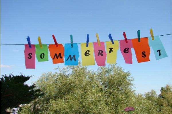 Sommerfest Firma