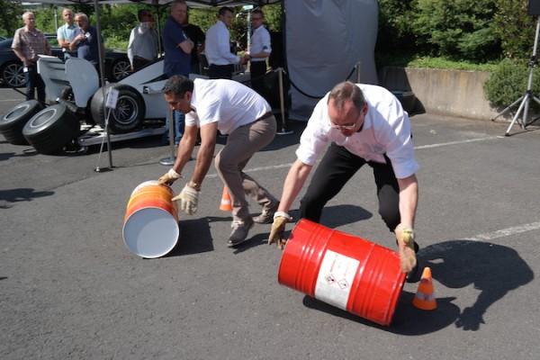 Fun Formel 1 Teamevent