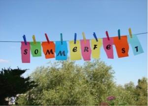Sommerfest auf der Alm