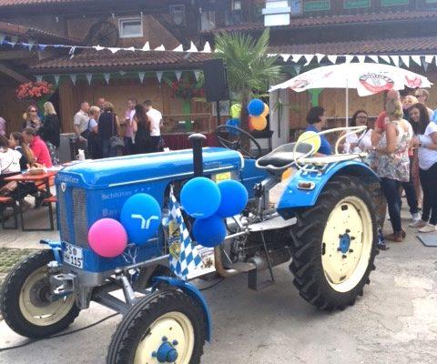 Traktor Sommerfest