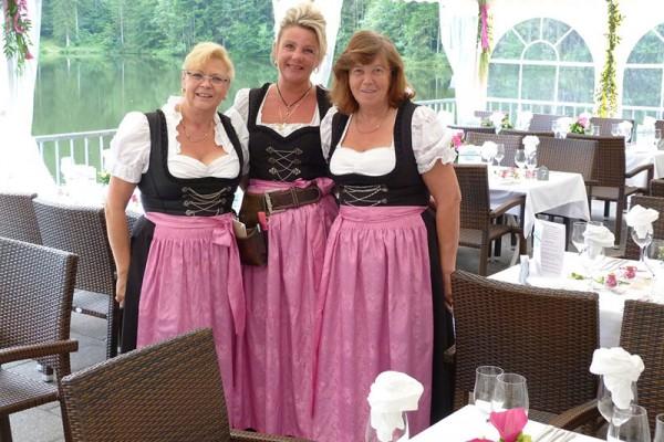 Service mit bayerischem Charme