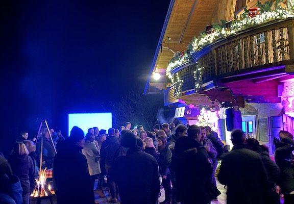 Weihnachtsfeier Riessersee-Events
