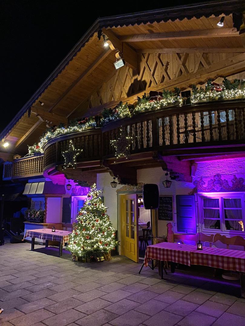 Weihnachtsfeier Riessersee Events