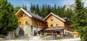 Hütte Riessersee-Events
